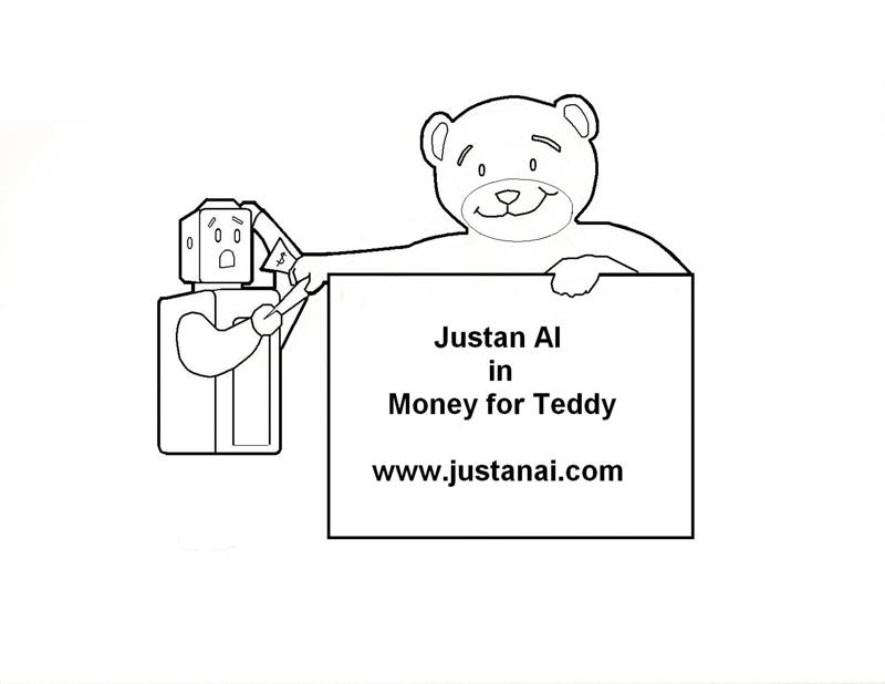 money for teddy 2